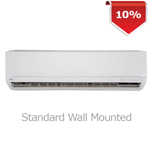 LG Air Con. 09,000 Btu/hrs. Model-C096YDA1 Image
